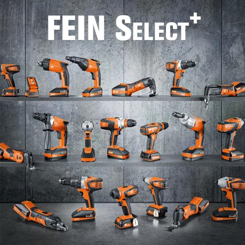 Im Sortiment von FEIN finden Sie für jede Anforderung im Ausbau das ideale Arbeitsgerät. Natürlich in Profiqualität.