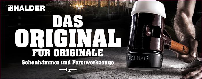 Das Original für Originale - Erwin Halder KG