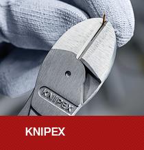 Knipex Markenwelt mit Produkten, Neuheiten und Innovationen aus dem Bereich der Handwerkzeuge.