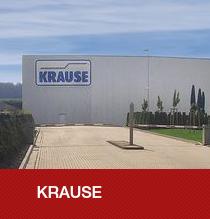 Krause Markenwelt mit Produkten, Neuheiten und Innovationen aus dem Bereich der Steigtechnik.
