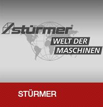 Stürmer Maschinenwelt mit Produkten, Neuheiten und Innovationen aus dem Bereich der Elektrowerkzeuge.