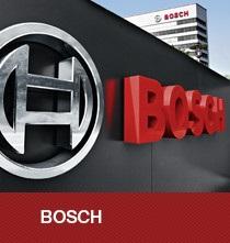 Bosch Markenwelt mit spannenden Details zum Unternehmen, zu neuen Produkten, Trends und Innovationen