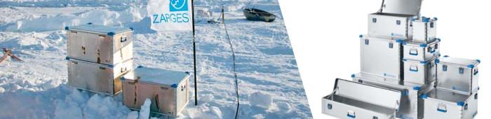 Zarges Eurobox ist die stabile und leichte Transport- sowie Lagerlösung