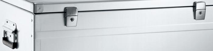 Zarges Transportbox K 405 ist die Aufbewahrungsbox mit eigenständiger Form.