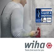 Wiha bietet Anwendern Handwerkzeuglösungen nach höchsten ergonomischen Maßstäben.