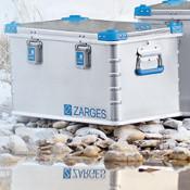 Optimal verpacken, transportieren und lagern – Logistik mit System aus Aluminium.