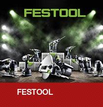 Festool Markenwelt mit spannenden Details zum Unternehmen, zu neuen Produkten, Trends und Innovationen