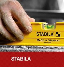 Stabila Markenwelt mit spannenden Details zum Unternehmen, zu neuen Produkten, Trends und Innovationen