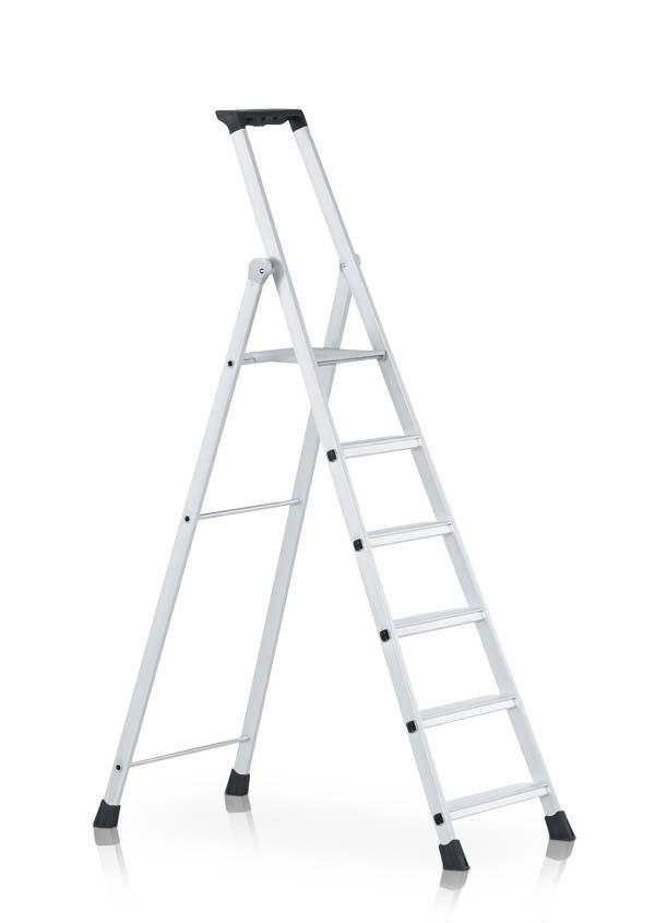 stufen stehleiter 8 stufen z200 g nstig online kaufen bei werkzeug weber. Black Bedroom Furniture Sets. Home Design Ideas